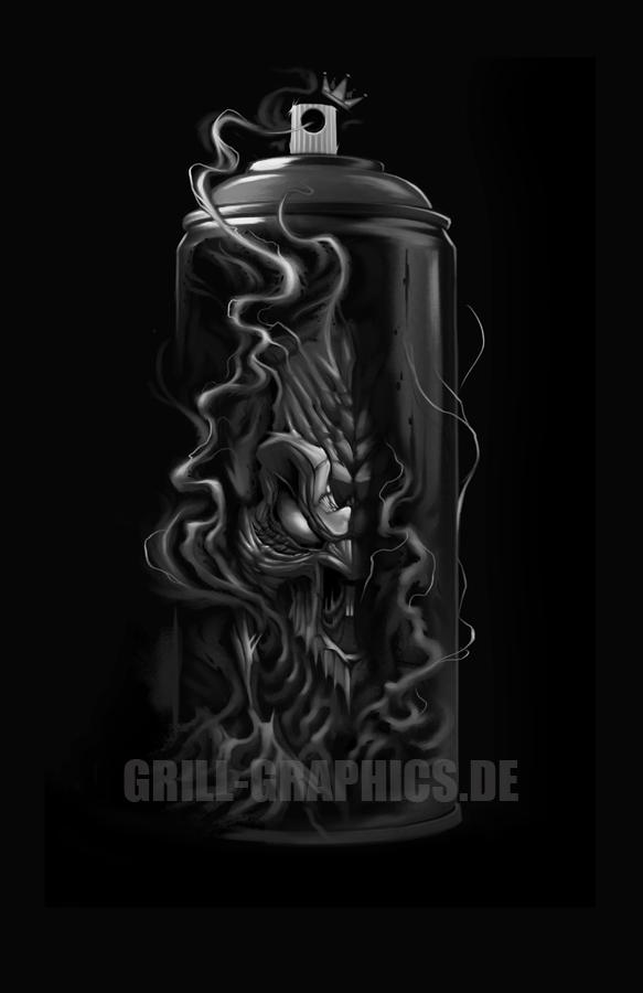 skullcan.grill graphics.side